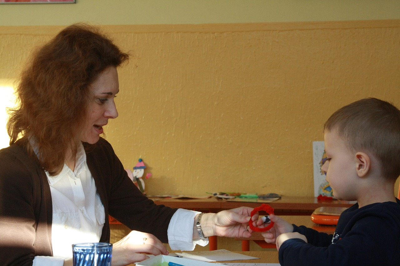 контакт воспитателя и воспитуемого