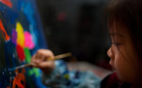 рисование ребенка