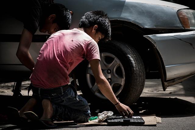 трудолюбие молодежи