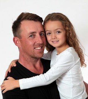 любовь папы к дочке