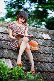 чтение интресной книги