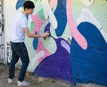 индивидуальность в граффити